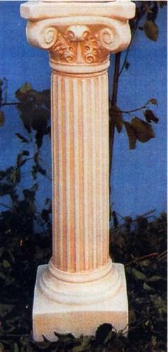 Colonna corinzia piccola alta colonne arredo da for Colonne da giardino
