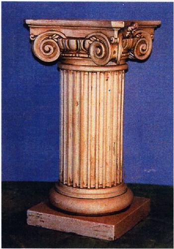 Colonna patrasso nuovo tipo colonne arredo da giardino for Colonne da giardino