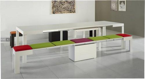 Panca estensibile tavoli estensibili arredo casa for Tavoli estensibili