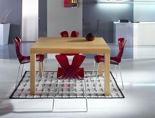 Tavolo current tavoli estensibili arredo casa for Tavoli estensibili